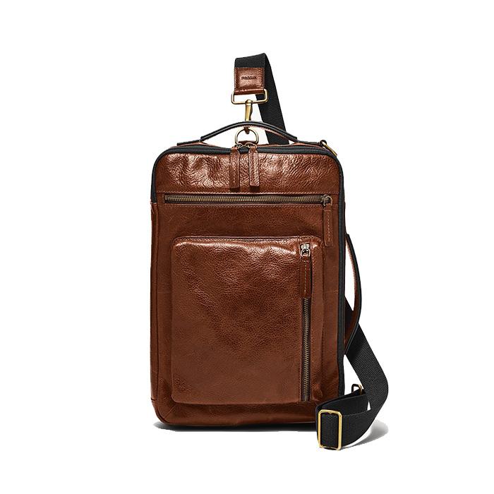 파슬 남성 버크너 커뮤터 MBG9483222 Cognac