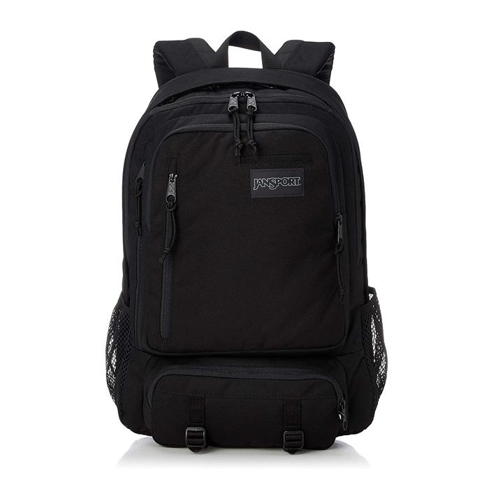 잔스포츠 엔보이 백팩 JS00T45G008 Black