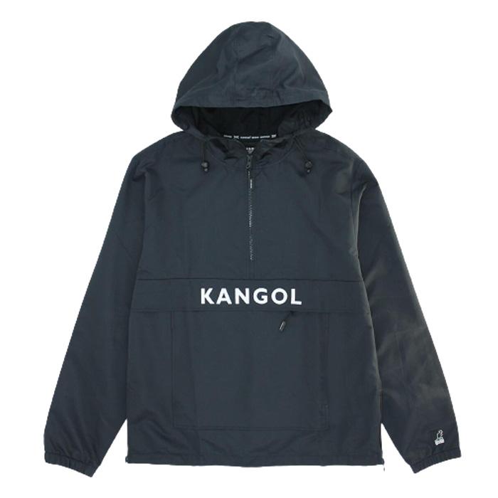 캉골 아노락 방수 자켓 K9918 Black