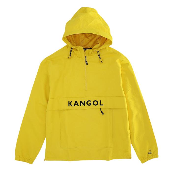 캉골 아노락 방수 자켓 K9918 Sulphur
