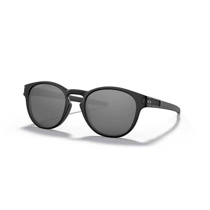 오클리 랫치 (A) OO9349-1153 Matte Black w/Prizm Black ND