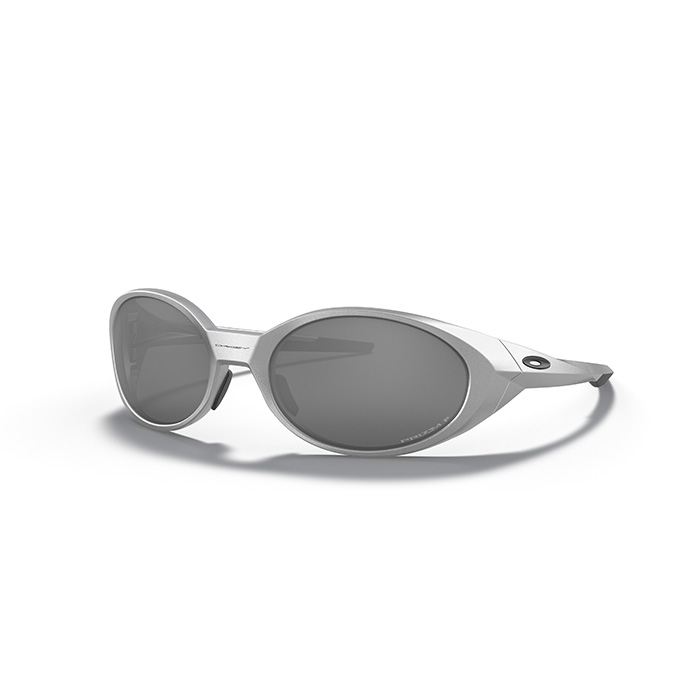 오클리 아이자켓 리덕스 OO9438-0558 Silver w/Prizm Blk Pol
